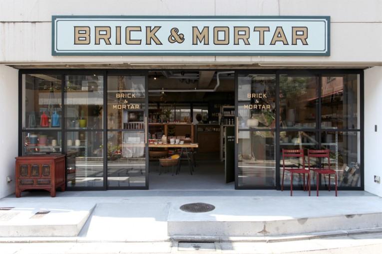 「BRICK & MORTAR 目黒区中目黒」の画像検索結果