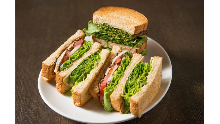 5 sandwich shops