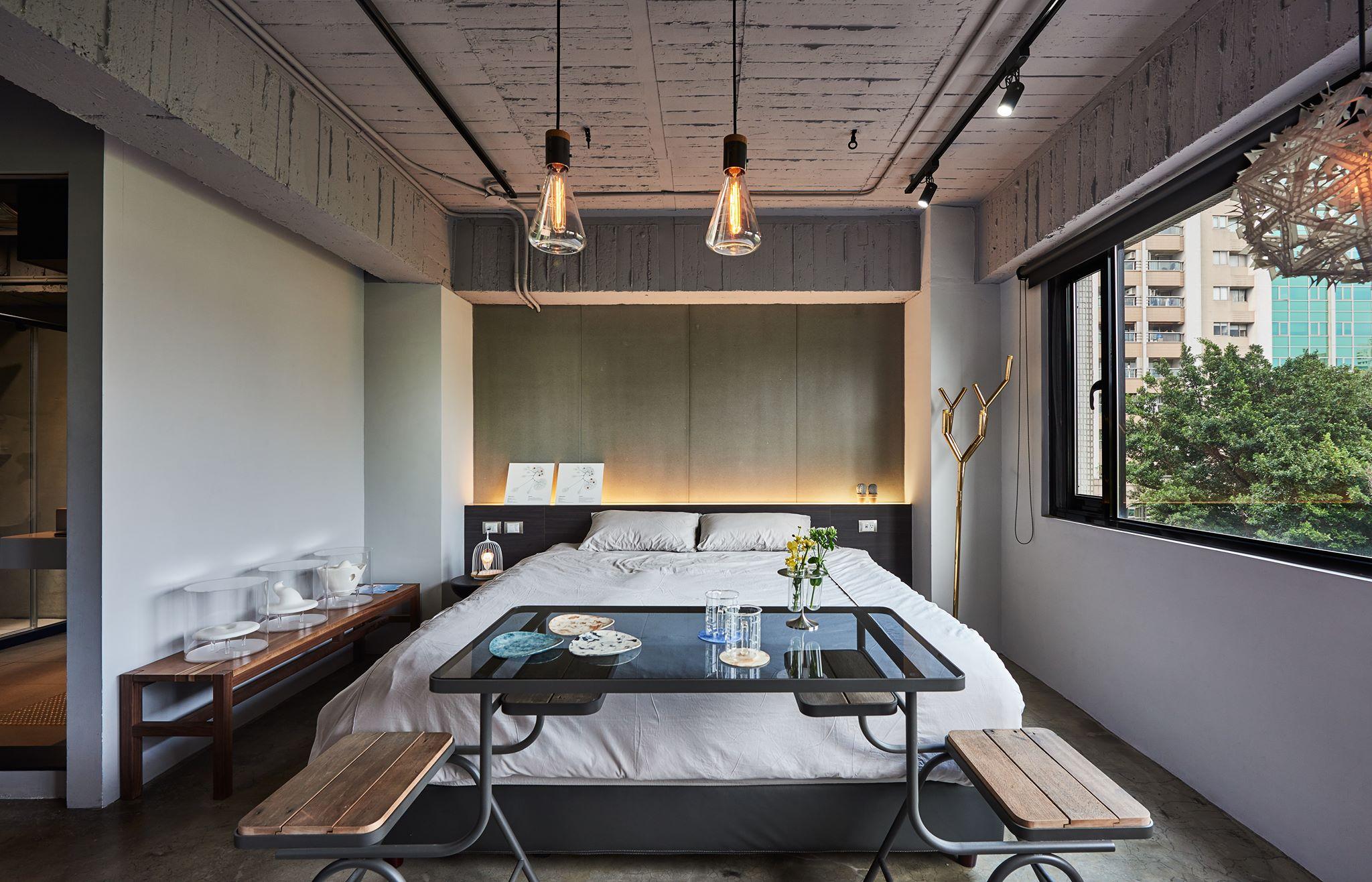 Play design hotel datong accommodation herenow taipei for Design hotel okinawa