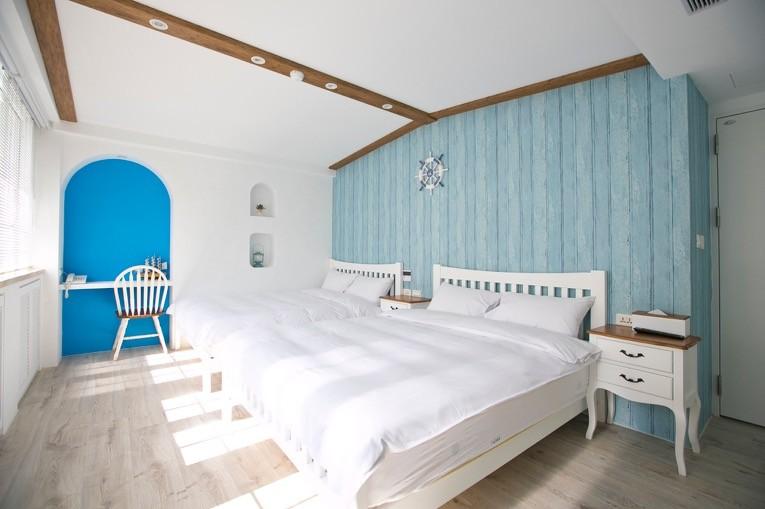 York design hotel zhongzheng accommodation herenow for Design hotel okinawa